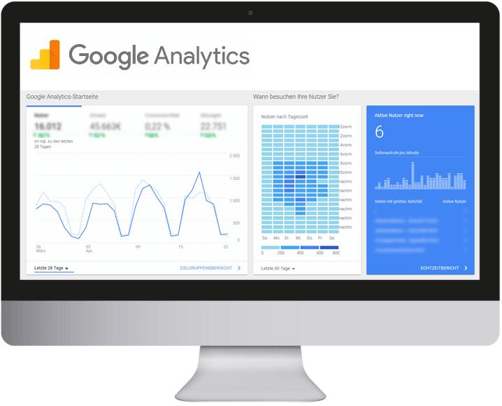 Google Analytics Agentur Kaiserslautern